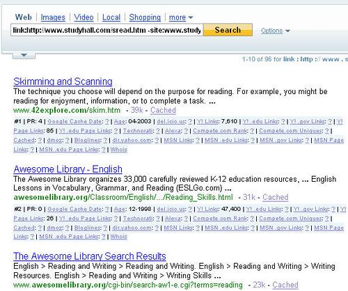 Результаты поиска для studyhall.com