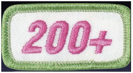 Ваша цель -- 200 посетителей
