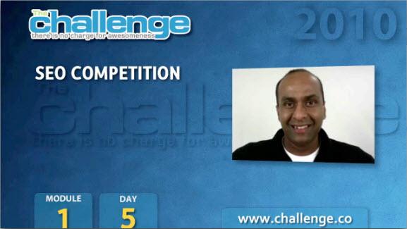 SEO и Конкуренция. Модуль 1. День 5