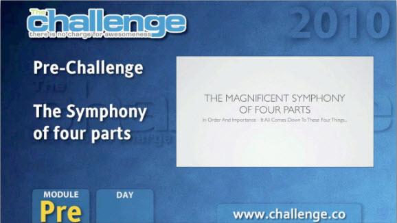 Симфония из 4-х частей - Подготовка к марафону. День 6