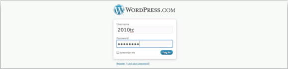 Настройка WordPress блога