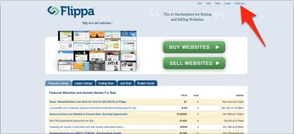 Flippa.com. Модуль 7. День 3